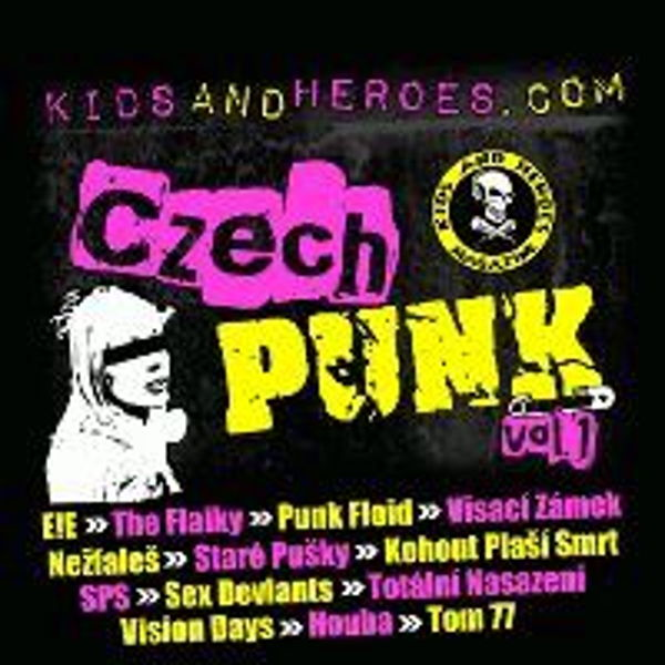 Czech punk vol.1